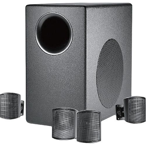 JBL Control 50 Pack Loudspeaker System with Subwoofer (White)