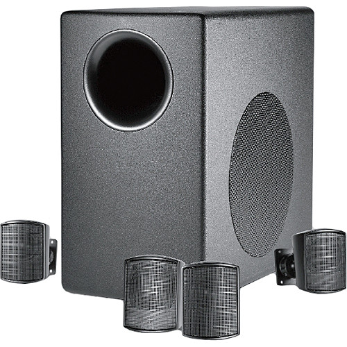 JBL Control 50 Pack Loudspeaker System with Subwoofer (White)