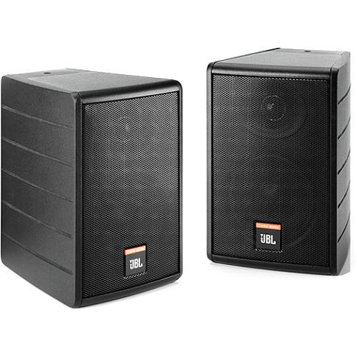 JBL Control Monitor Bookshelf Speakers