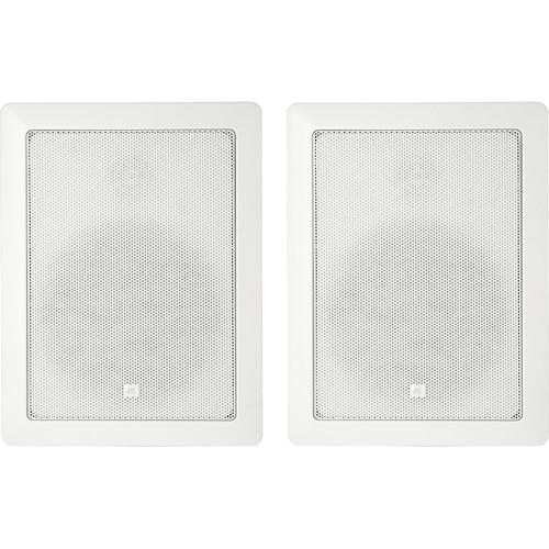 JBL Control 126WT - In-Wall Speaker w/Transformer - Pair (White)