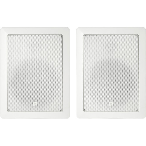 JBL Control 126W - In-Wall Installation Speaker - Pair (White)