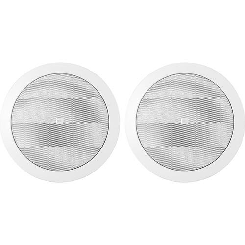 JBL Control 24CT Ceiling Speaker (White) - Pair