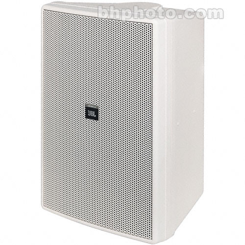 JBL Control 30 Monitor, White Enclosure - (Single)