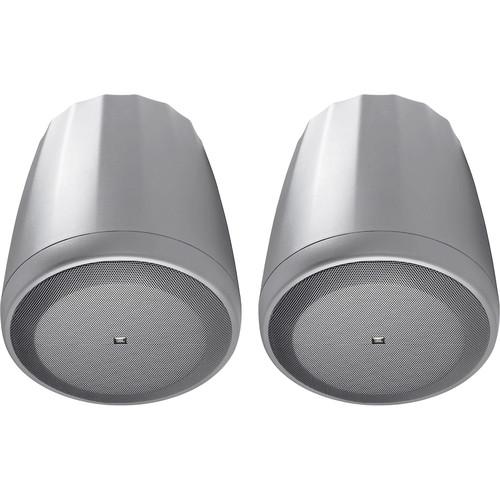 JBL Control 65P/T Full-Range Satellite Pendant Speaker (White, Pair)