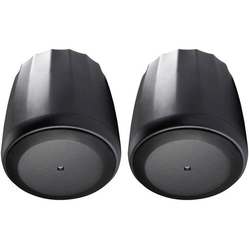 JBL Control 67HC/T Narrow-Coverage Satellite Pendant Speaker (Black, Pair)