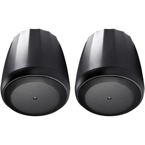 JBL Control 67P/T Extended-Range Satellite Pendant Speaker (Pair, Black)