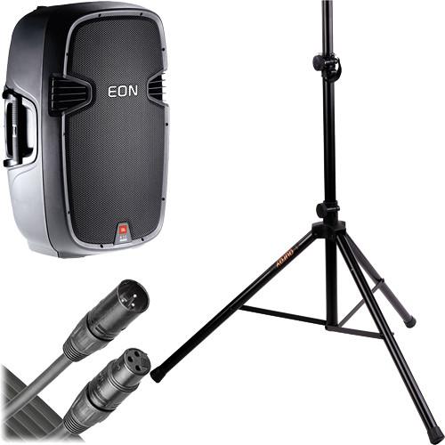 """JBL EON 515XT Bi-Amplified 15"""" Speaker Kit"""