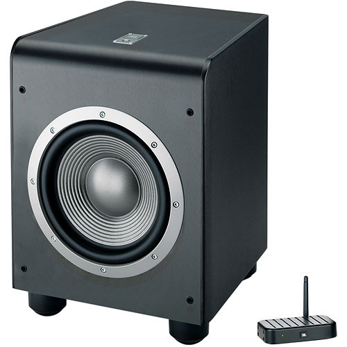 JBL ES150PWB Wireless Powered Subwoofer (Black)