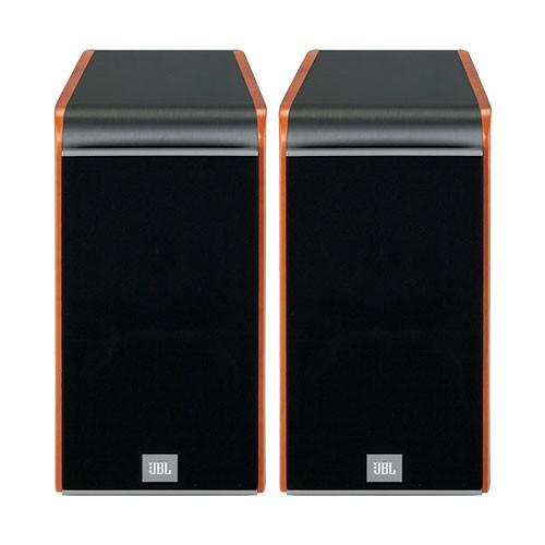 JBL ES30C 3-Way Bookshelf Speaker (Cherry, Pair)