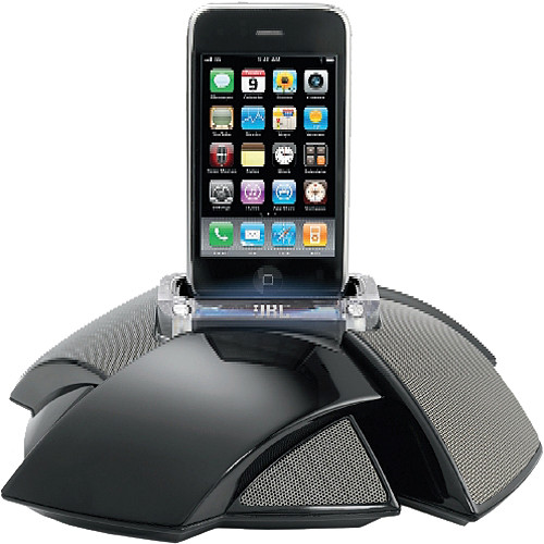how to use jbl speaker with iphone
