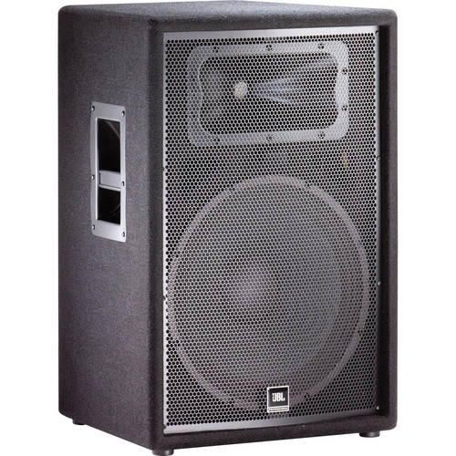 "JBL JRX215 15"" 2-Way Portable Speaker System with Stand"