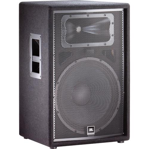 "JBL JRX215 Passive 2-Way 15"" Speaker with Crown Power Amplifier Kit"