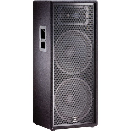 "JBL JRX-225 Passive Dual 15"" Speaker Kit with Crown Power Amplifier"