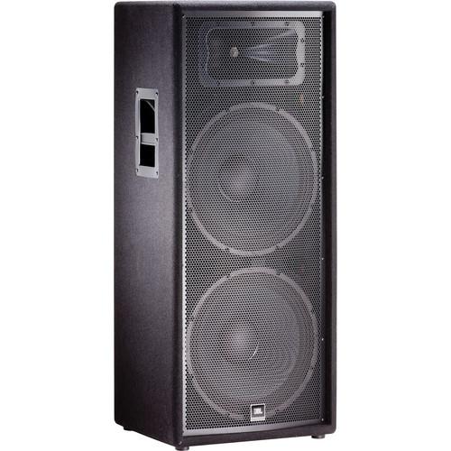 "JBL JRX-225 Passive Dual 15"" Speaker Kit with Crown Power Amplifier"