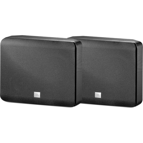 "JBL L820 Studio L Series 4-Way 6"" Satellite Speaker (Pair, Black)"