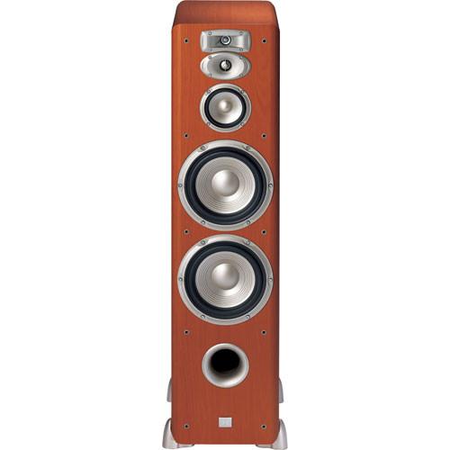 "JBL L890 Studio L Series 4-Way Dual 8"" Floor-standing Speaker - Cherry"