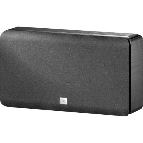 """JBL LC2 Studio L Series 4-Way Dual 6"""" Wall-Mount Center Speaker - Black"""