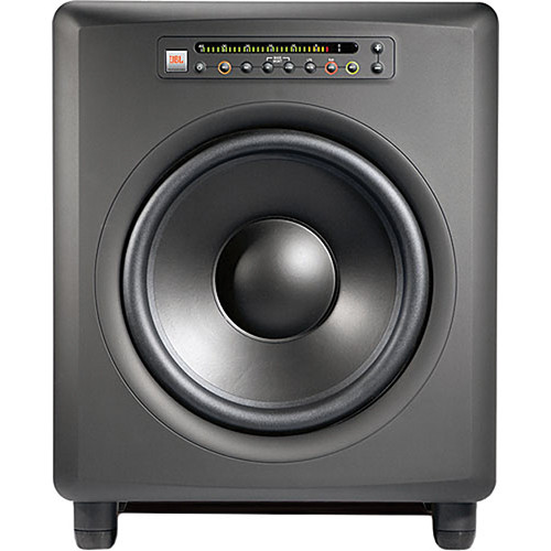 """JBL LSR4312SP 450W 12"""" Linear Spatial Reference Subwoofer w/ RMC"""