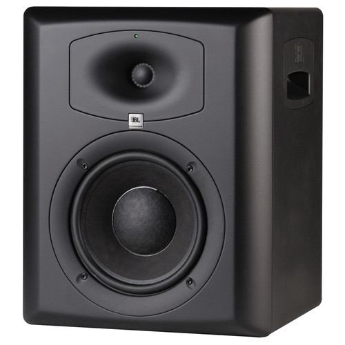 "JBL LSR6328P - 370W 8"" Bi-Amplified Two-Way Studio Monitor (Single)"