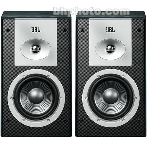 """JBL MONITOR Venue Series 2-Way, 5"""" Bookshelf Speaker - Pair (Black)"""