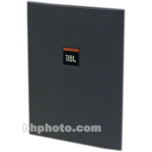 JBL MTC-23SSGBK - Control 23 Stainless Steel Replacement Grille - Black