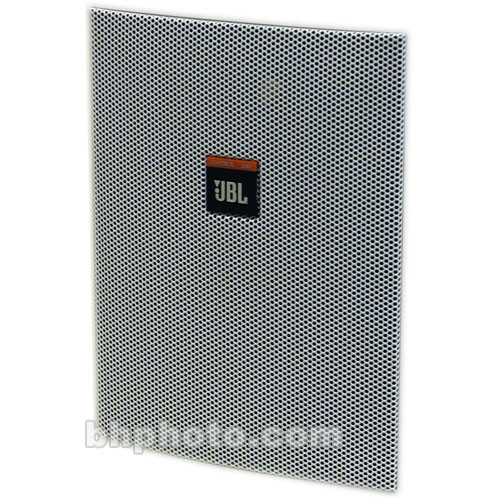 JBL MTC-25SSGWH - Control 25 Stainless Steel Replacement Grille - White
