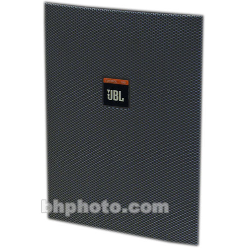 JBL MTC-28SSGBK - Control 28 Stainless Steel Replacement Grille - Black