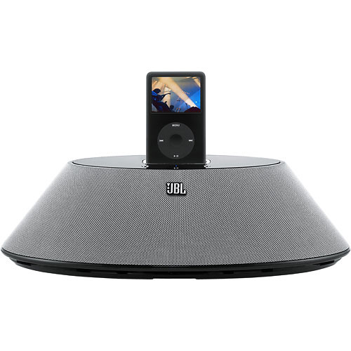 JBL On Stage 400ID High Performance Loudspeaker for iPod/iPhone