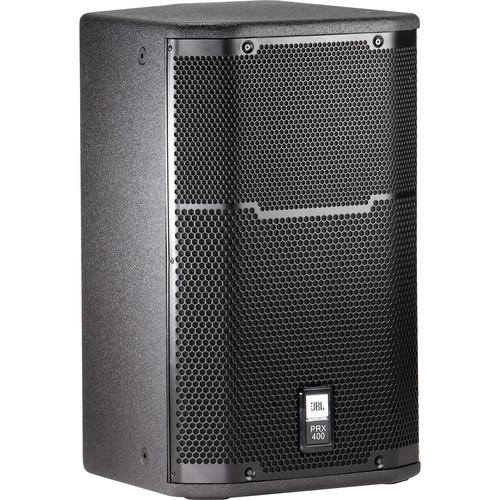 """JBL PRX412M Two-Way 12"""" Passive Speaker (Black)"""