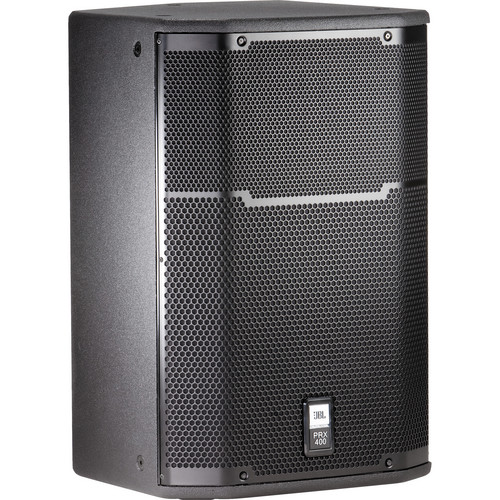 "JBL PRX415M Two-Way 15"" Passive Speaker (Black)"