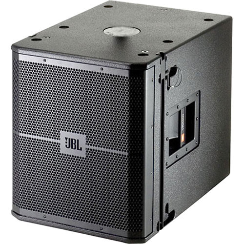 "JBL VRX915S 15"" High-Powered Flying Subwoofer (Black)"