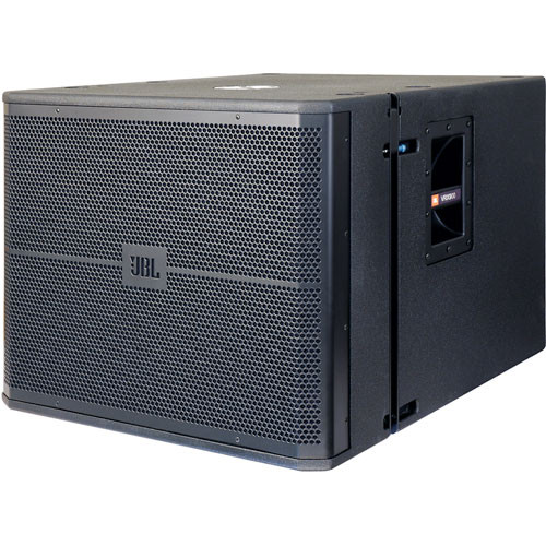 "JBL VRX918S 18"" High-Powered Flying Subwoofer"