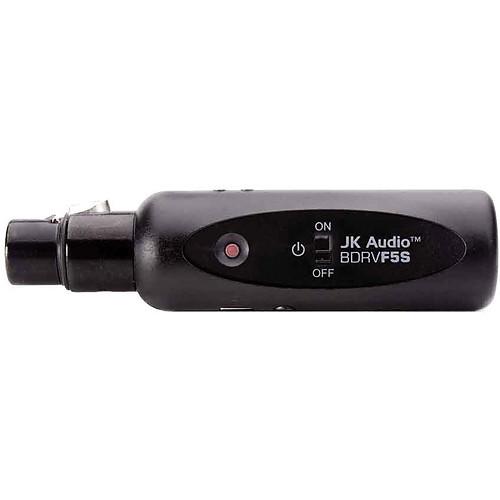 JK Audio BlueDriver-F5S Wireless Audio Interface Transmitter