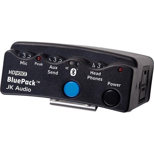 JK Audio BluePack Bluetooth Wireless Interview Tool