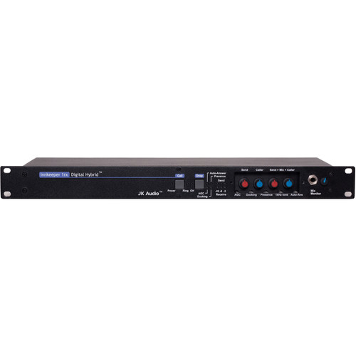 JK Audio Innkeeper 1rx Digital Hybrid (Rackmount)
