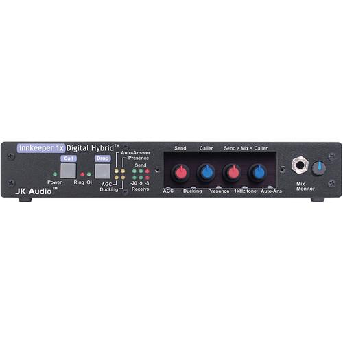 JK Audio Innkeeper 1x Digital Hybrid - Desktop