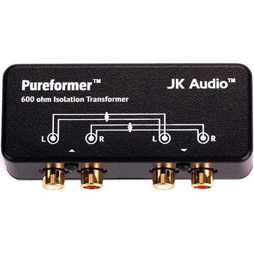 JK Audio Pureformer Isolation Transformer