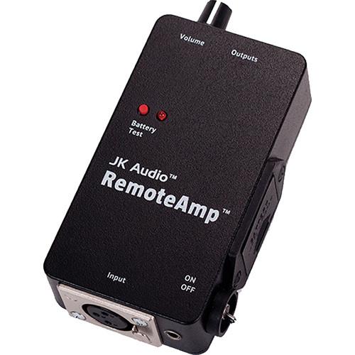 JK Audio RemoteAmp Headphone/Earpiece Amplifier