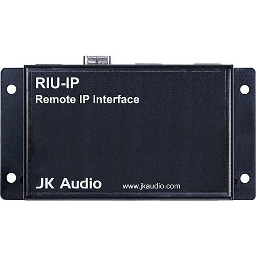 JK Audio RIU-IP Remote IP Interface for Innkeeper