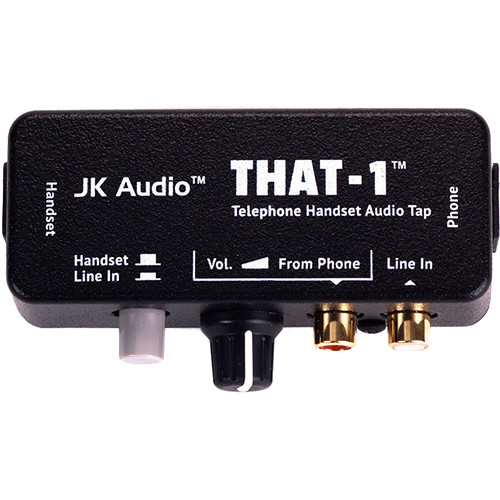 JK Audio THAT-1 Telephone Interface