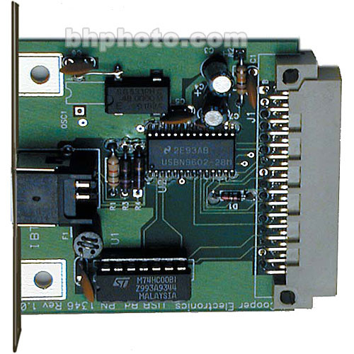 JLCooper 920394 Ethernet Interface Card