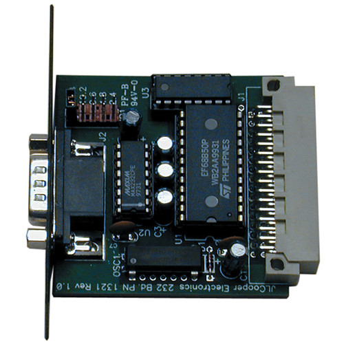 JLCooper MCS-3000 Series 9-Pin/RS-422 Interface Card