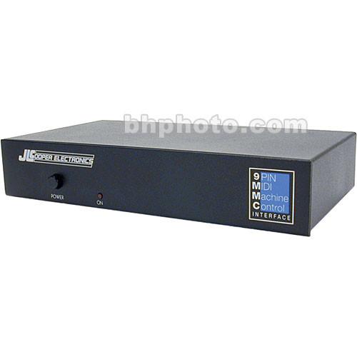 JLCooper 9Pin/MMC 9-Pin to MIDI Machine Control Converter