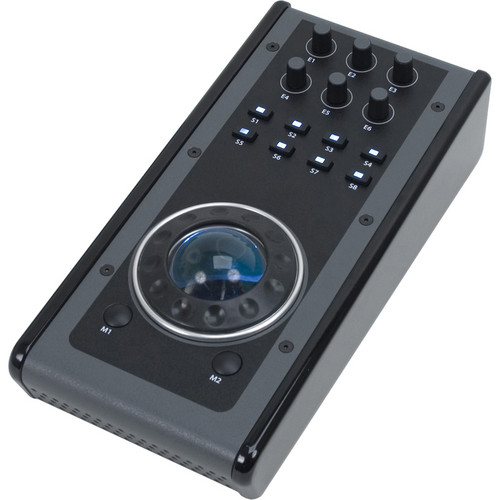 JLCooper Eclipse NX Midnight Precision Trackball Controller (Black)