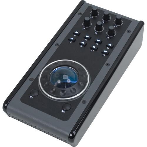 JLCooper Eclipse NX Midnight Precision Trackball Controller (Black)