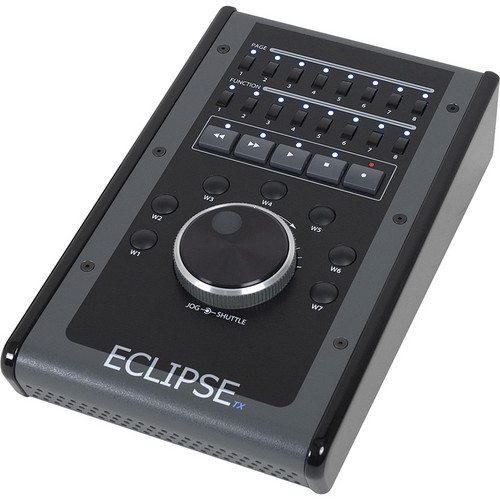 JLCooper Eclipse TX Midnight Compact Transport Controller