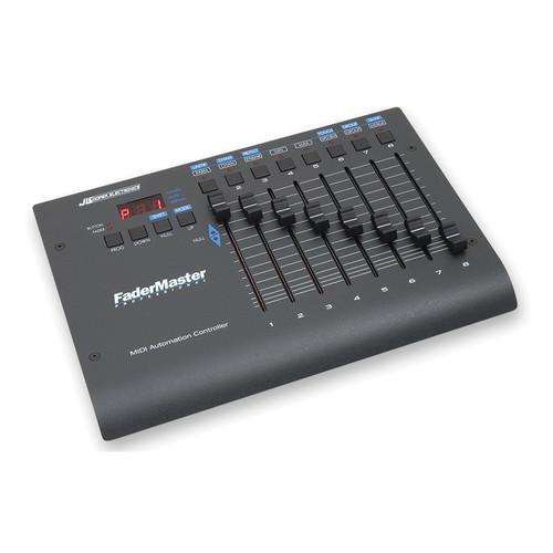 Jlcooper Fadermaster Pro Midi Automation Fadermaster Pro B Amp H