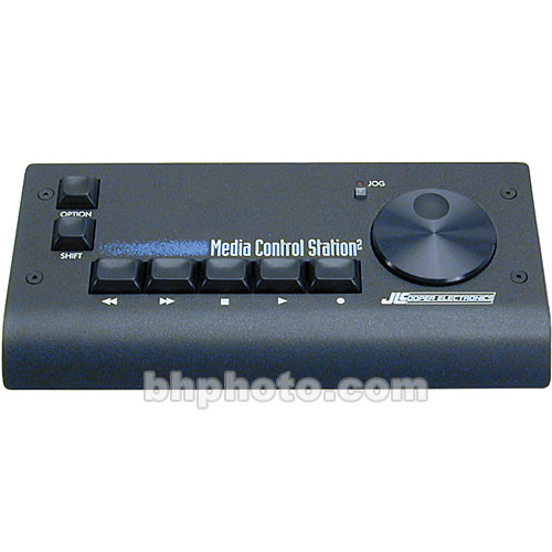 JLCooper MCS2  RS-422/9-Pin Media Control Station 2
