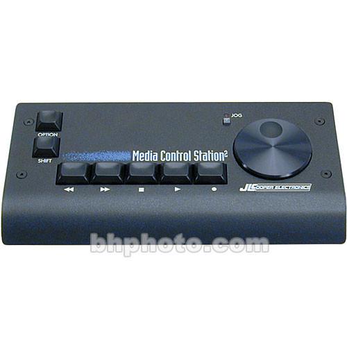 JLCooper MCS2  RS-422/9-Pin Media Control Station 2