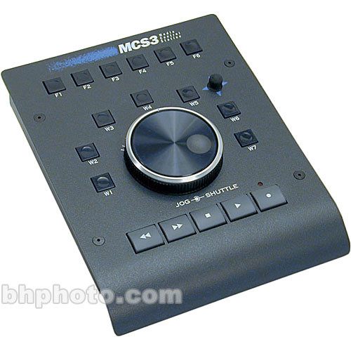 JLCooper MCS3 Media Control Station3 Controller - RS232